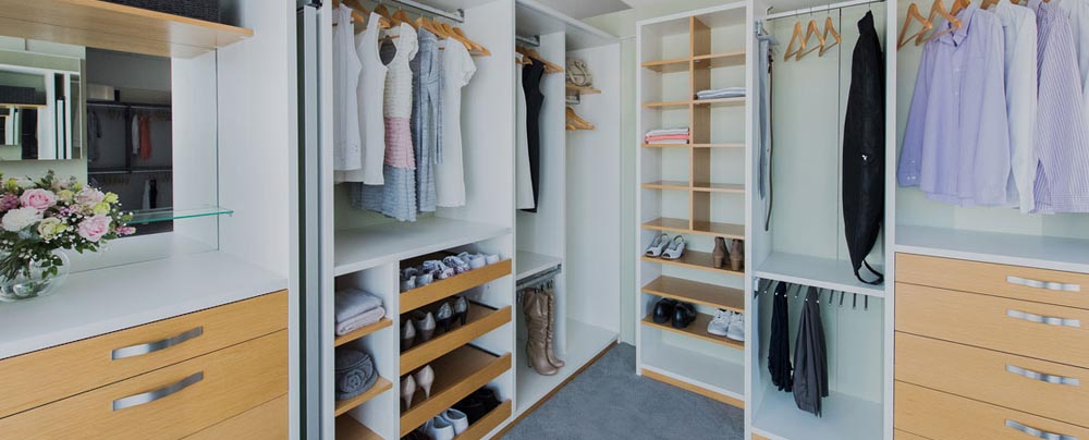 Walk In Closet, tu vestidor de ensueño
